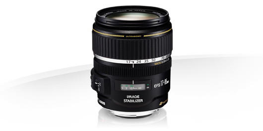 EF-S 17-85mm f/4-5.6 IS USM